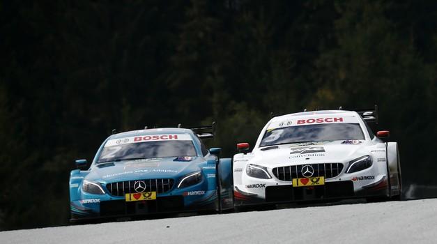Video: Audi se zahvaljuje Mercedesu za sodelovanje v seriji DTM (foto: Daimler)