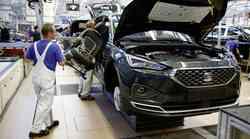 V Wolfsburgu se je začela proizvodnja Seata Tarraca