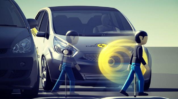 Euro NCAP preizkusil delovanje asistenčnih sistemov, rezultati niso zadovoljivi (foto: Euro NCAP)