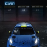 Lynk&Co se odpravlja na avtomobilske dirke (foto: Lynk&Co)