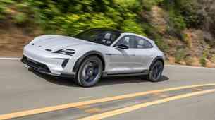 Porsche Mission E Cross Turismo bo šel v serijsko proizvodnjo