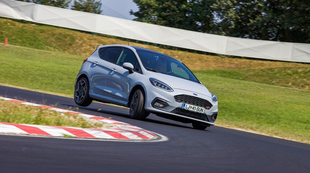 Kratki test: Ford Fiesta ST 1.5 EcoBoost (foto: Saša Kapetanovič)