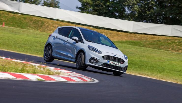 Kratki test: Ford Fiesta ST 1.5 EcoBoost