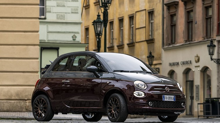 Zdaj je čas za nakup Fiatovih vozil -prišla je Fiat Manija (foto: FCA)