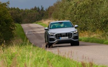 Novi mejnik: Audi Q8 50 TDI Quattro