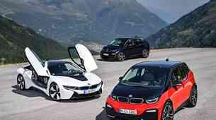BMW-jevi električni avtomobili bodo oblikovani bolj konvencionalno