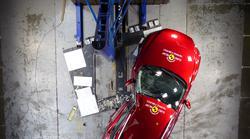 Spodbudni rezultati zadnje serije preizkusnih trkov Euro NCAP