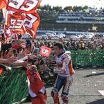 Marc Marquez, svetovni prvak razreda MotoGP: »Zanimajo me naslovi, ne rekordi« (foto: Dorna)