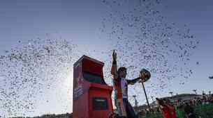 Marc Marquez, svetovni prvak razreda MotoGP: »Zanimajo me naslovi, ne rekordi«