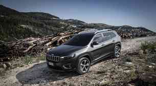 Prenovljeni avanturist: Jeep Cherokee