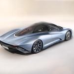 McLaren F1 je dobil pravega naslednika: tu je McLaren Speedtail (foto: Newspress)