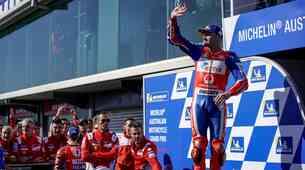 MotoGP, VN Avstralije, Phillip Island: V znamenju številke 25