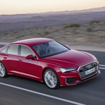 Audi A6 (foto: Proizvajalci)