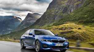 BMW serije 3 Touring prihaja spomladi; tudi kot M3?