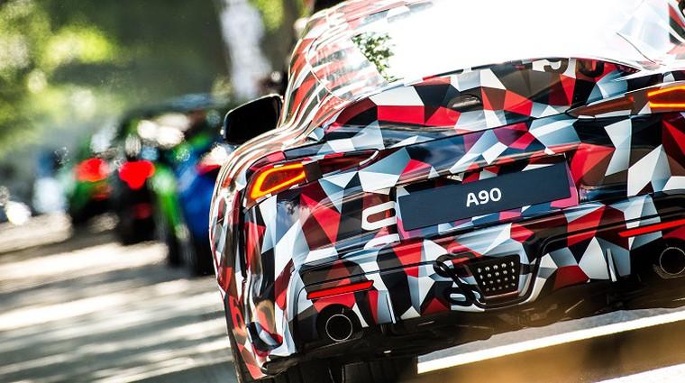 Uradno: Toyota Supra bo zvezda avtomobilskega salona v Detroitu (foto: Toyota)