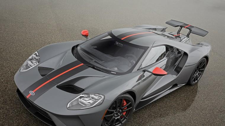 Ford s še enim asom v rokavu: prihaja karbonski Ford GT (foto: Ford)