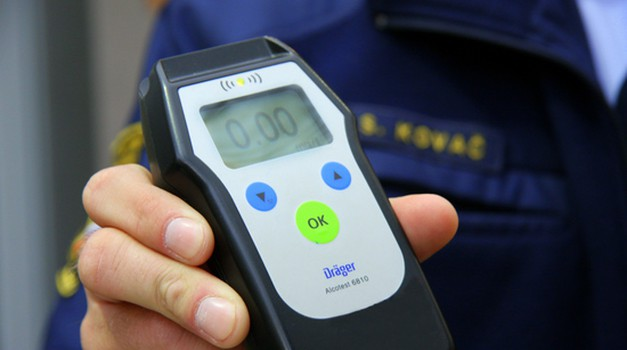 Pozor, začenja se preventivna policijska akcija Alkohol (foto: Policija)