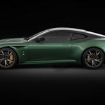 24 Aston Martinov DBS 59 za 24 ur Le Mansa (foto: Aston Martin)