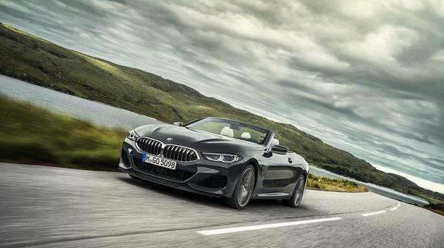 Platnena streha za največji BMW-jev kabriolet (foto: BMW)