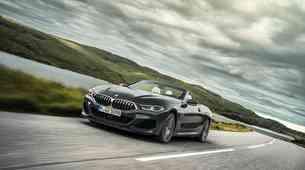 Platnena streha za največji BMW-jev kabriolet