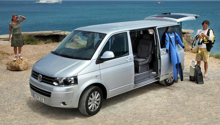 Lastnikov ljubljenec: Volkswagen T5 (2009–2015)