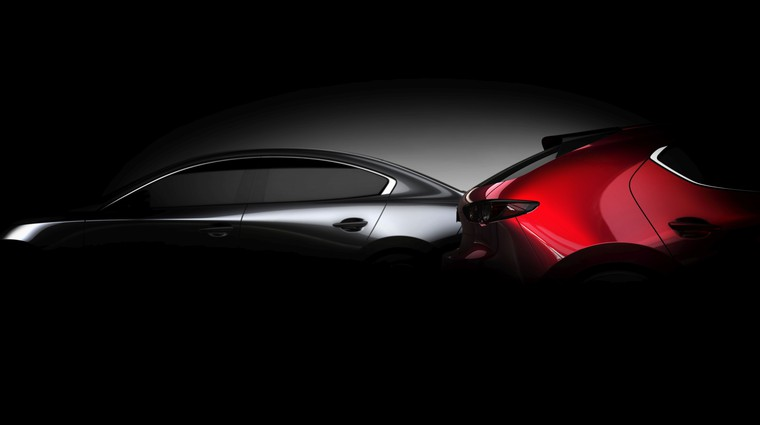 Mazda3 premierno že konec meseca v Los Angelesu (foto: Newspress)