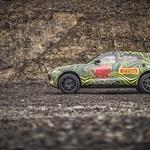 Aston Martinov križanec se bo imenoval DBX (foto: Aston Martin)