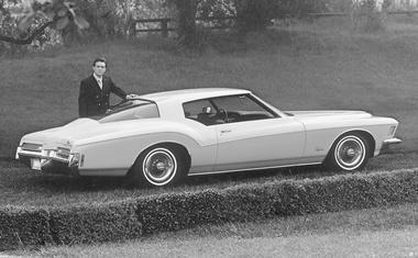 Zgodovina: Buick - spregledani velikan