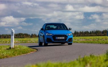 Audi A1 je prišel v puberteto