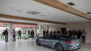 Novo v Sloveniji: BMW serije 8