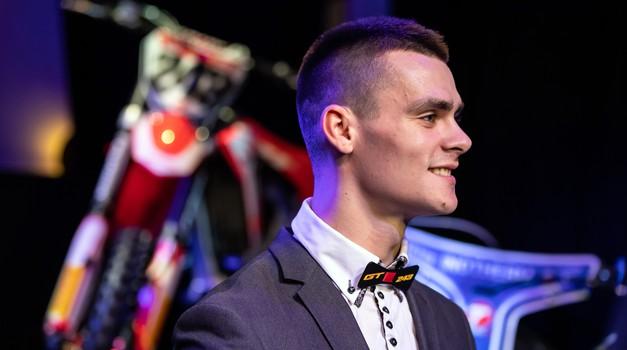 Tim Gajser znova okronan za motošportnika leta (foto: AMZS)