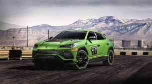 Urus ST-X bo novi junak nove Lamborghinijeve dirkaške serije