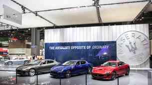 Maseratiju se obetajo boljši časi