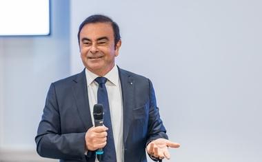 Generalni direktor Nissana osumljen kraje 34 milijonov evrov