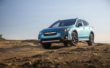 Subaru predstavlja svoj prvi priključnohibridni model