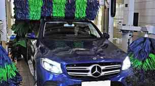 Poskrbite za popoln videz svojega avtomobila na OMV