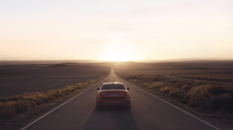 Volvo S60 je za izbrane (foto: Volvo)