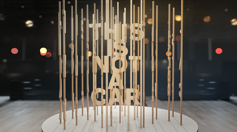 Volvo odhaja na avtomobilski salon v Los Angeles brez avtomobilov (foto: Volvo)