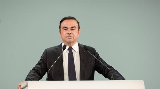 Renault našel zamenjavo za aretiranega Ghosna (foto: Renault)