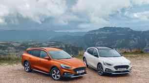 Ford Focus Active: Focus prvič tudi v terenski preobleki
