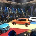 Predstavljamo: Volkswagen T-Cross (foto: Sebastjan Plevnjak)
