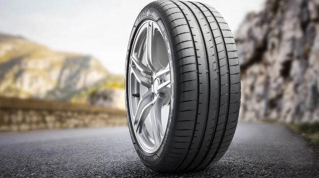 Ste pravilno shranili svoje letne pnevmatike? (foto: Goodyear)