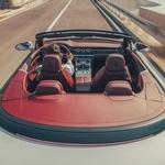 Prenovljeni Bentley Continental GT dobil tudi platneno streho (foto: Bentley)