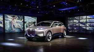 Los Angeles 2018: BMW Vision iNext končno razkrit tudi širši javnosti