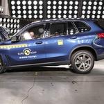 BMW X5 (foto: EuroNCAP)