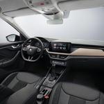 Svetovna premiera: Škoda Scala postavlja nove standarde v nižjem srednjem razredu (foto: Škoda)