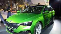 Svetovna premiera: Škoda Scala postavlja nove standarde v nižjem srednjem razredu