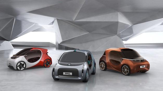 BASF s pametnimi rešitvami nad izziv elektromobilnosti in souporabe vozil (foto: BASF)
