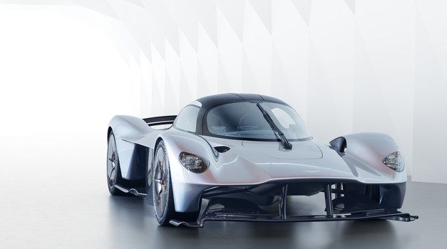 Video: Z Aston Martin Valkyrie do 11.100 vrtljajev na minuto! (foto: Aston Martin)