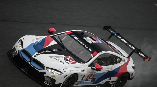 Alessandro Zanardi bo nastopil tudi na 24-urni driki v Daytoni (foto: BMW)